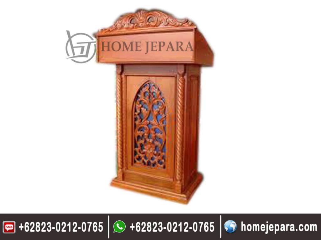 http://www.homejepara.com/wp-content/uploads/2018/03/Mimbar-Podium-Ukiran-Jati.jpg