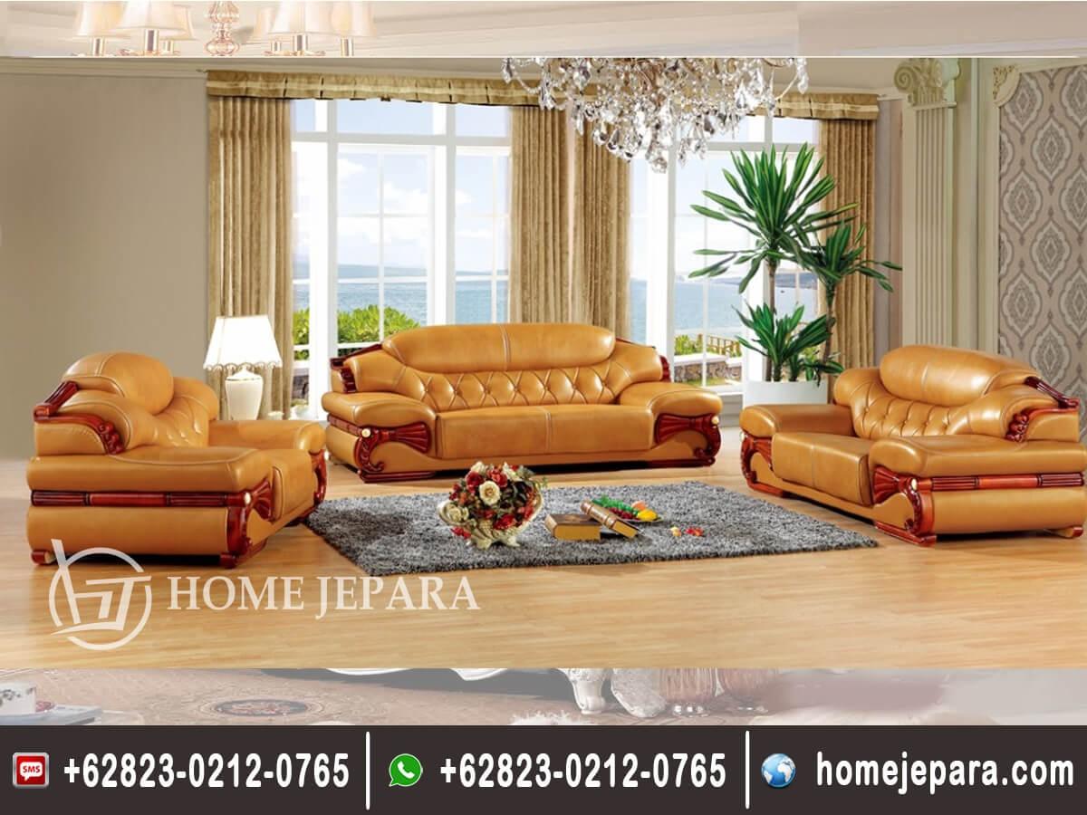 Sofa Tamu Jumbo Antik
