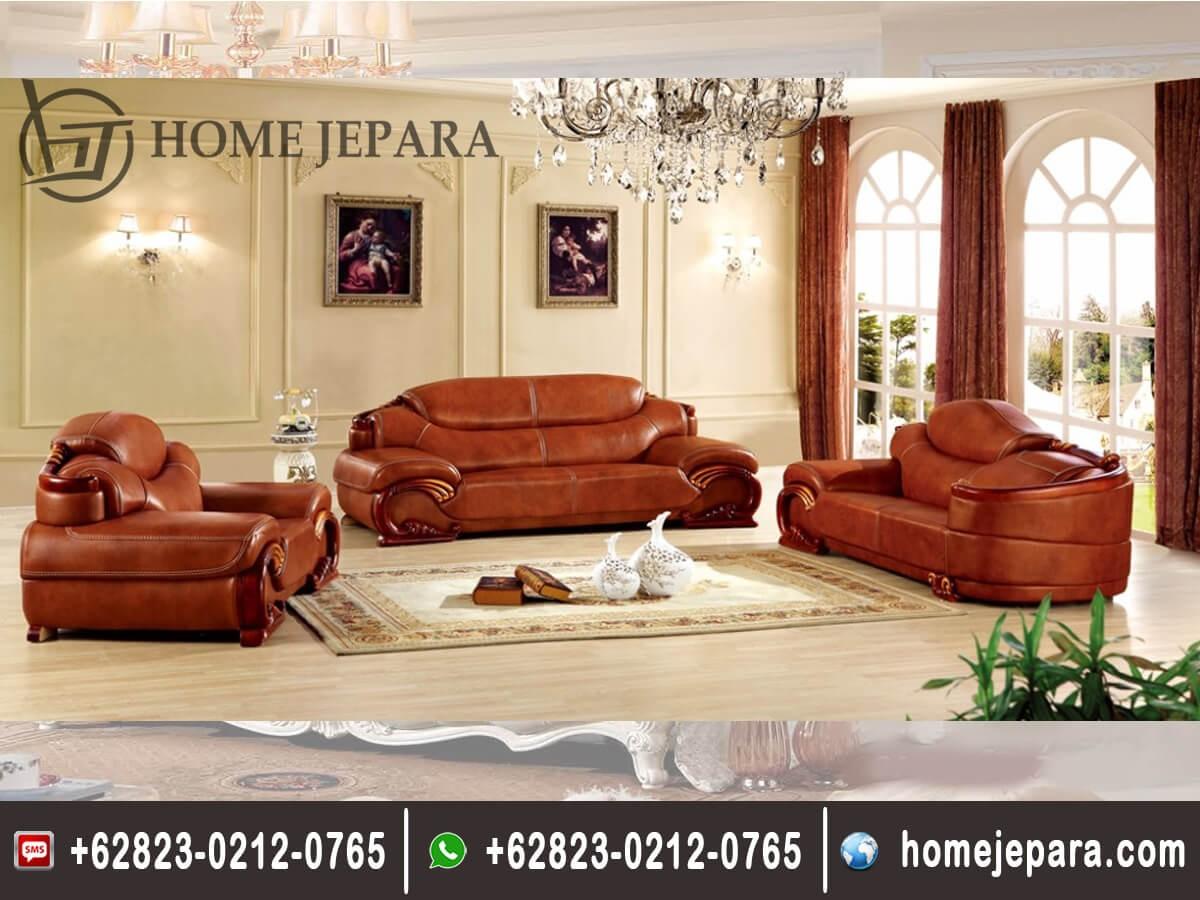 Sofa Tamu Jumbo Antik Model Eropa