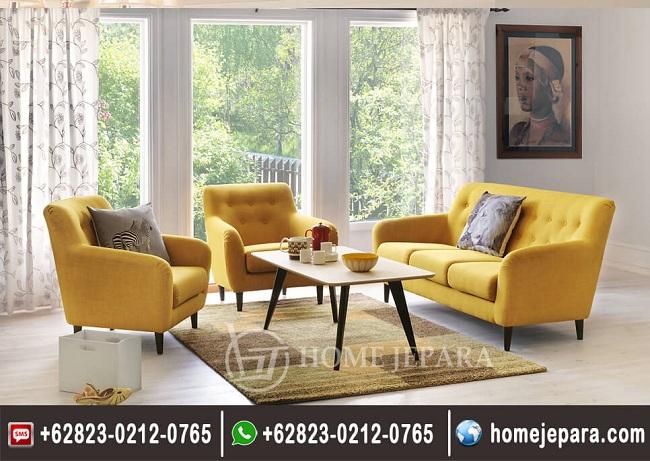 Set Sofa Tamu Minimalis Modern Jengky