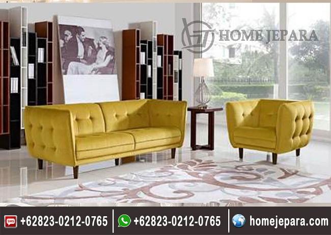 Sofa Keluarga Minimalis