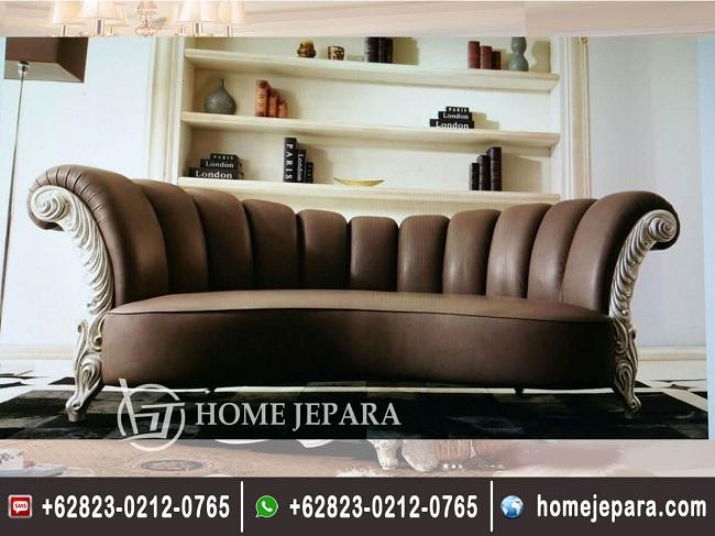 Sofa Kluarga Ukiran Mewah