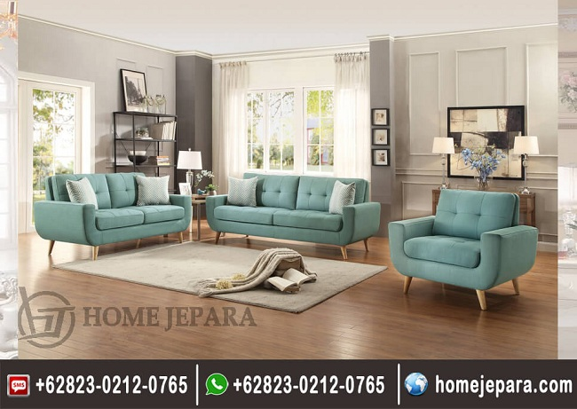 Sofa Minimalis Modern Mewah HJ - 0902,
