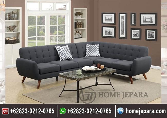 Sofa Sudut Minimalis Galiana