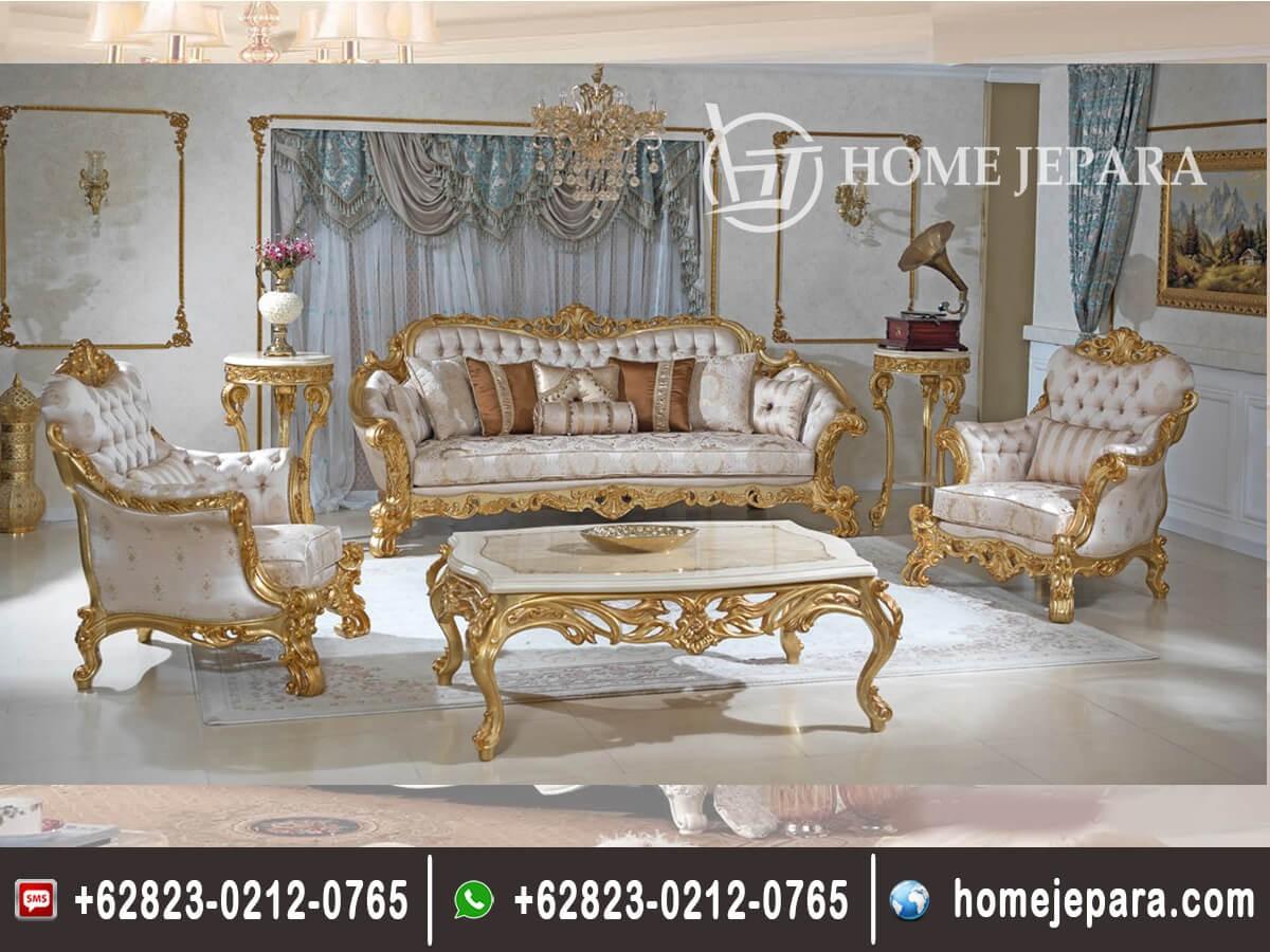 Set Sofa Tamu Klasik Ceytag