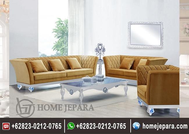 Sofa Tamu Minimalis Elegant