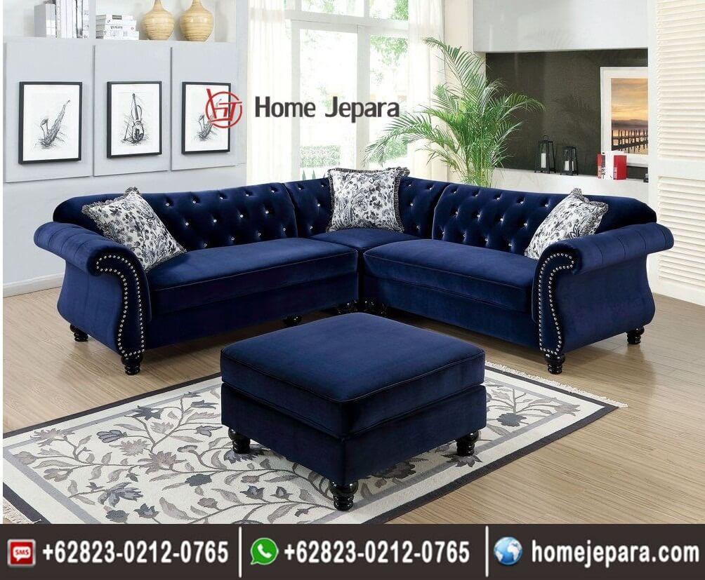 Set Sofa Tamu Minimalis Sandrina