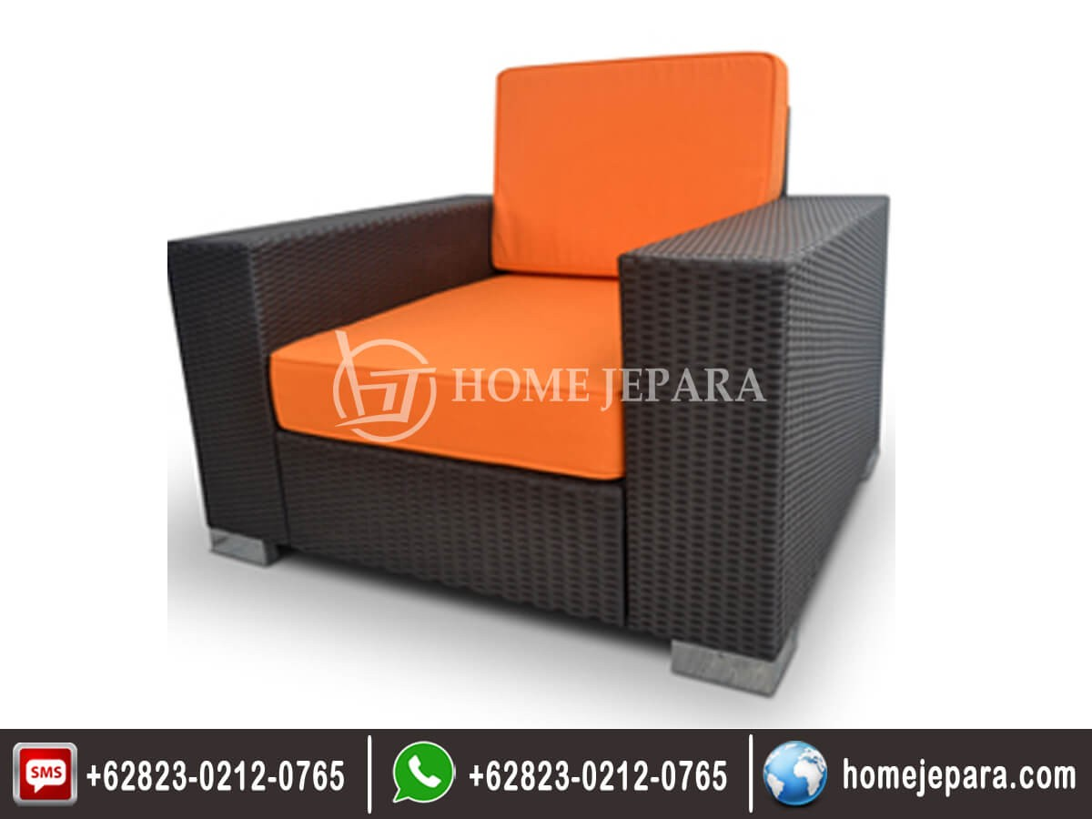 Arm chair Minimalis Bok