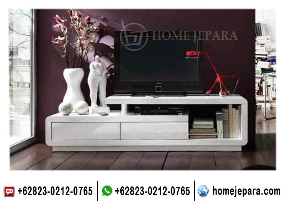 Buffet TV Minimalis White